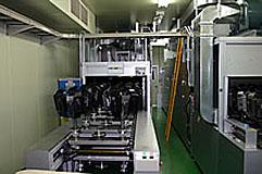 プラスチック部品の表面処理